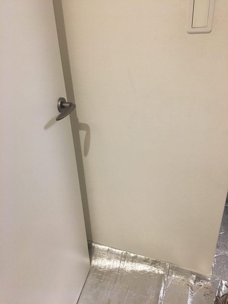 クロス壁の補修/ステップ11