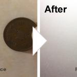 キッチンパネルの剥がれ補修/施工事例