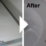 浴槽の傷の補修/施工事例
